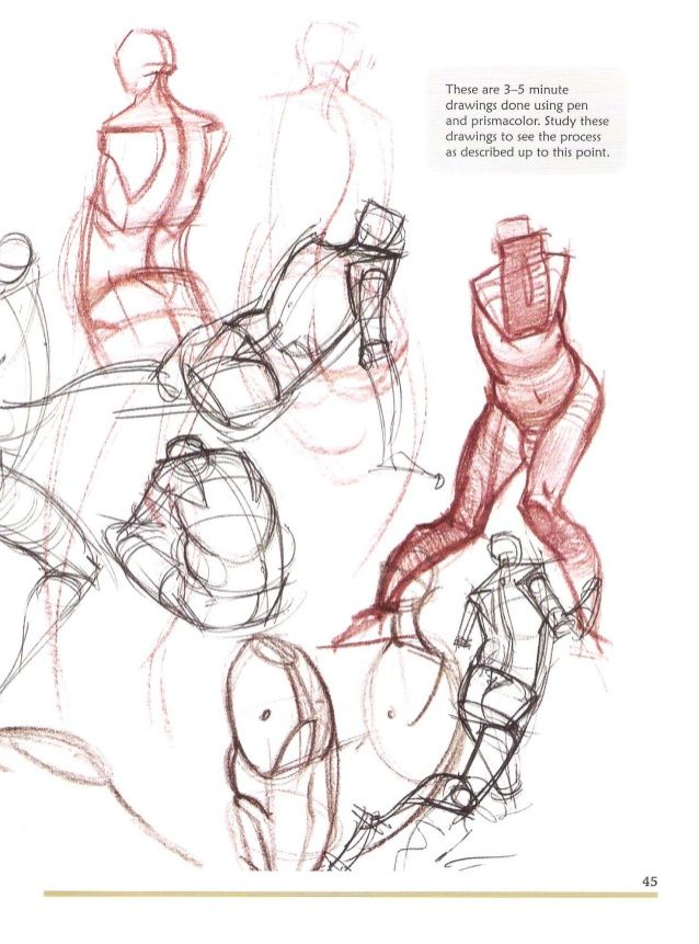 Michael hampton figure drawing - design and invention | Anatomy ...