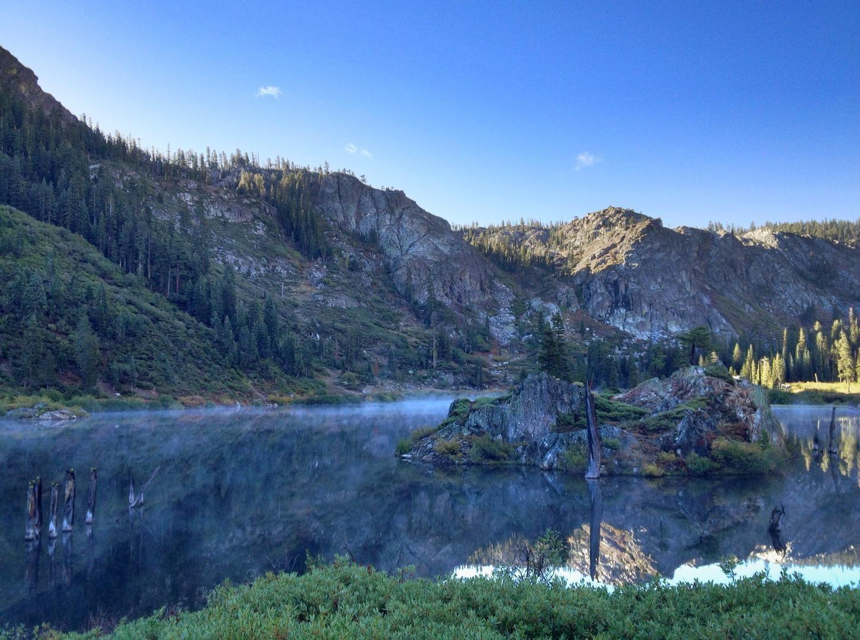 California's Best Lake Camping