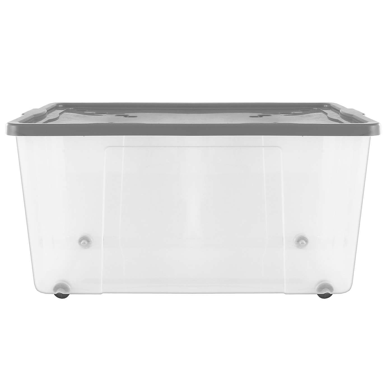 Lofts · Wheeled Storage Box ...  sc 1 st  Pinterest & Wheeled Storage Box   Dunelm   Loft Storage   Pinterest   Storage ...