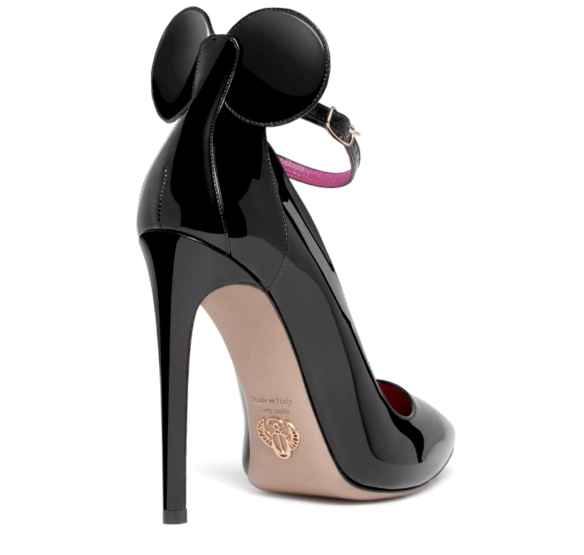 {Les Shoes de la Semaine #19} - Les sublimes Oscar Tiye Minnie Pumps &  Minnie Sandals