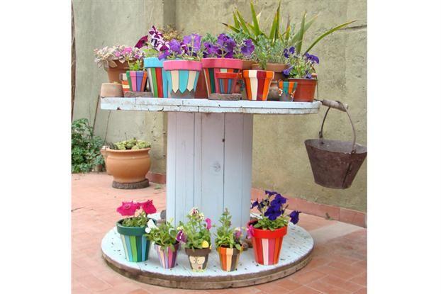 Macetas para tu jardín Gardens - maceteros para jardin