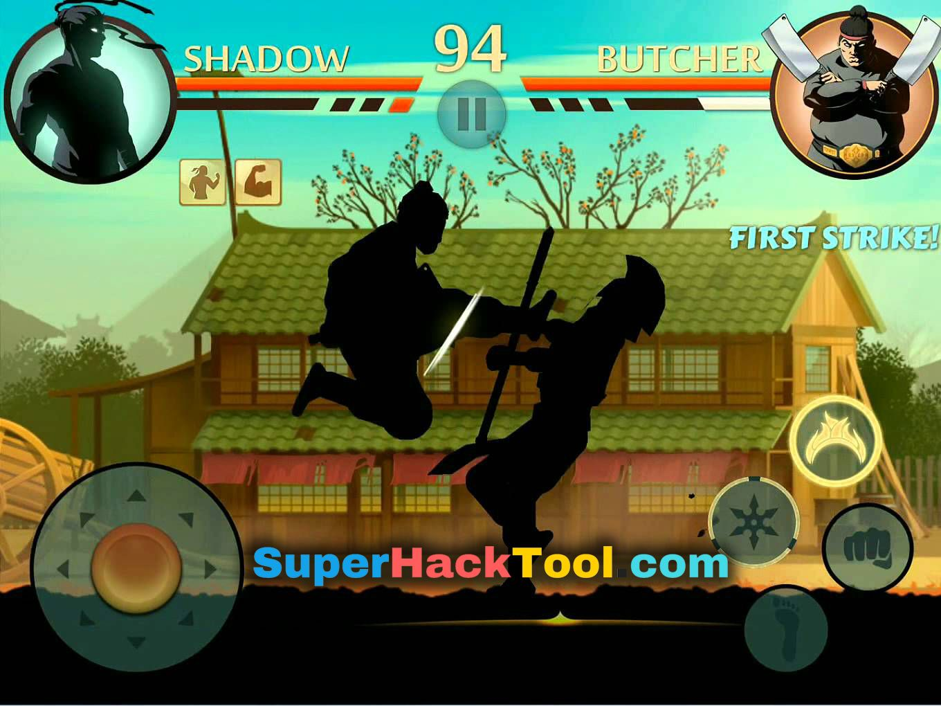 Download shadow fight 2 titan mod