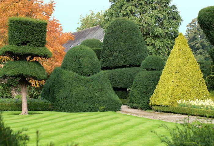 fotos de jardines hermosos - Buscar con Google Jardines