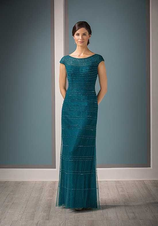 Jade Couture K188018 Green Mother Of The Bride Dress