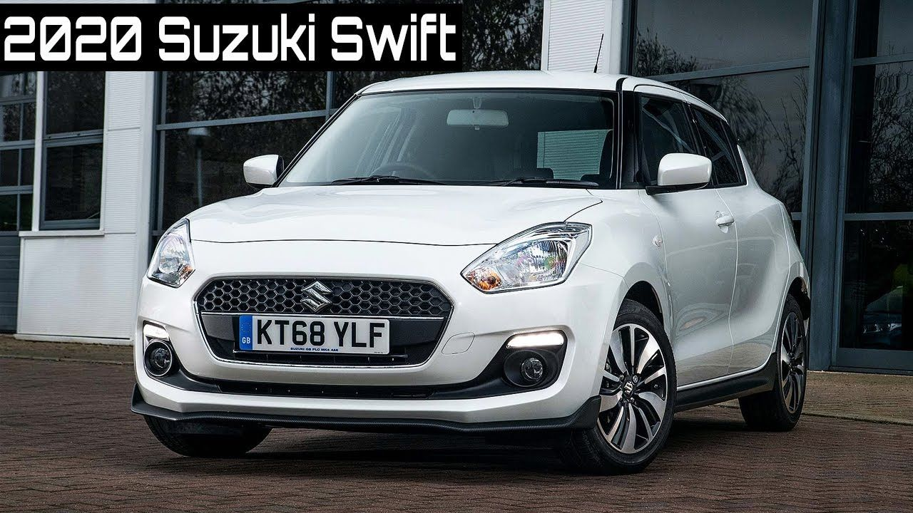 2020 Suzuki Swift In 2020 Suzuki Swift Suzuki Swift Sport Suzuki