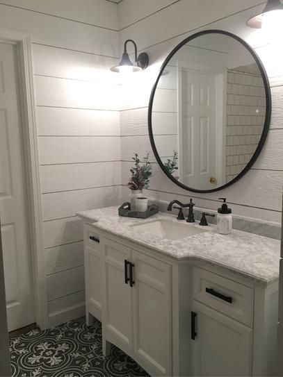 Photo of Home Decorators Collection Sassy 60 in. Vanity in White with Marble Vanity Top in Carrara White-BF90225 – The Home Depot