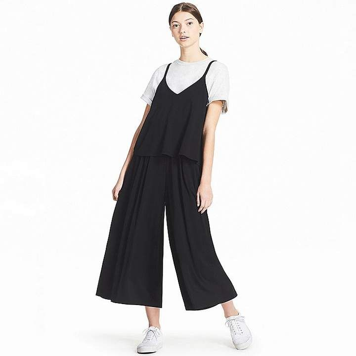 709d870d84c Uniqlo Women s Camisole Jumpsuit