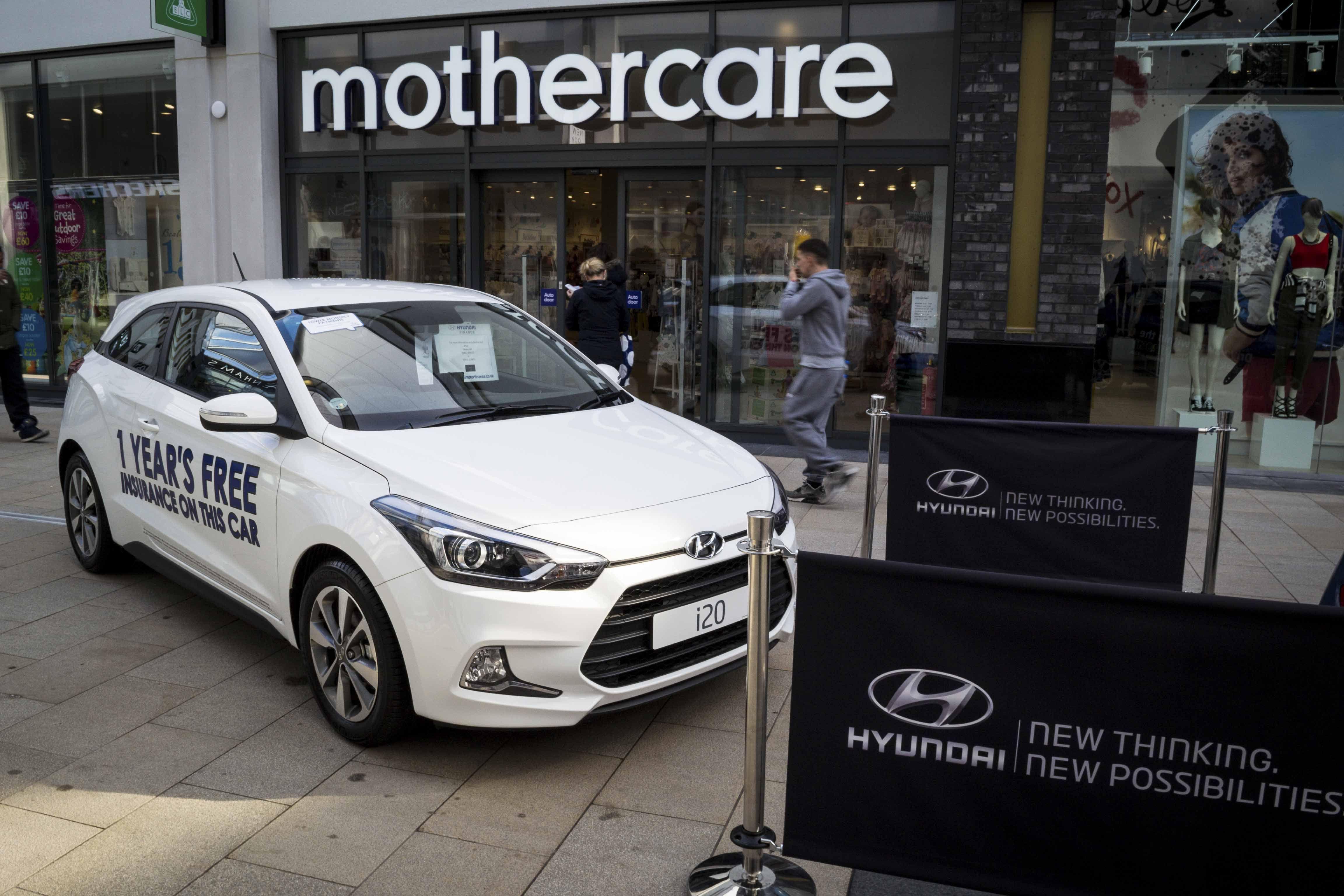 All this week our Newport branch has the Hyundai i20 on