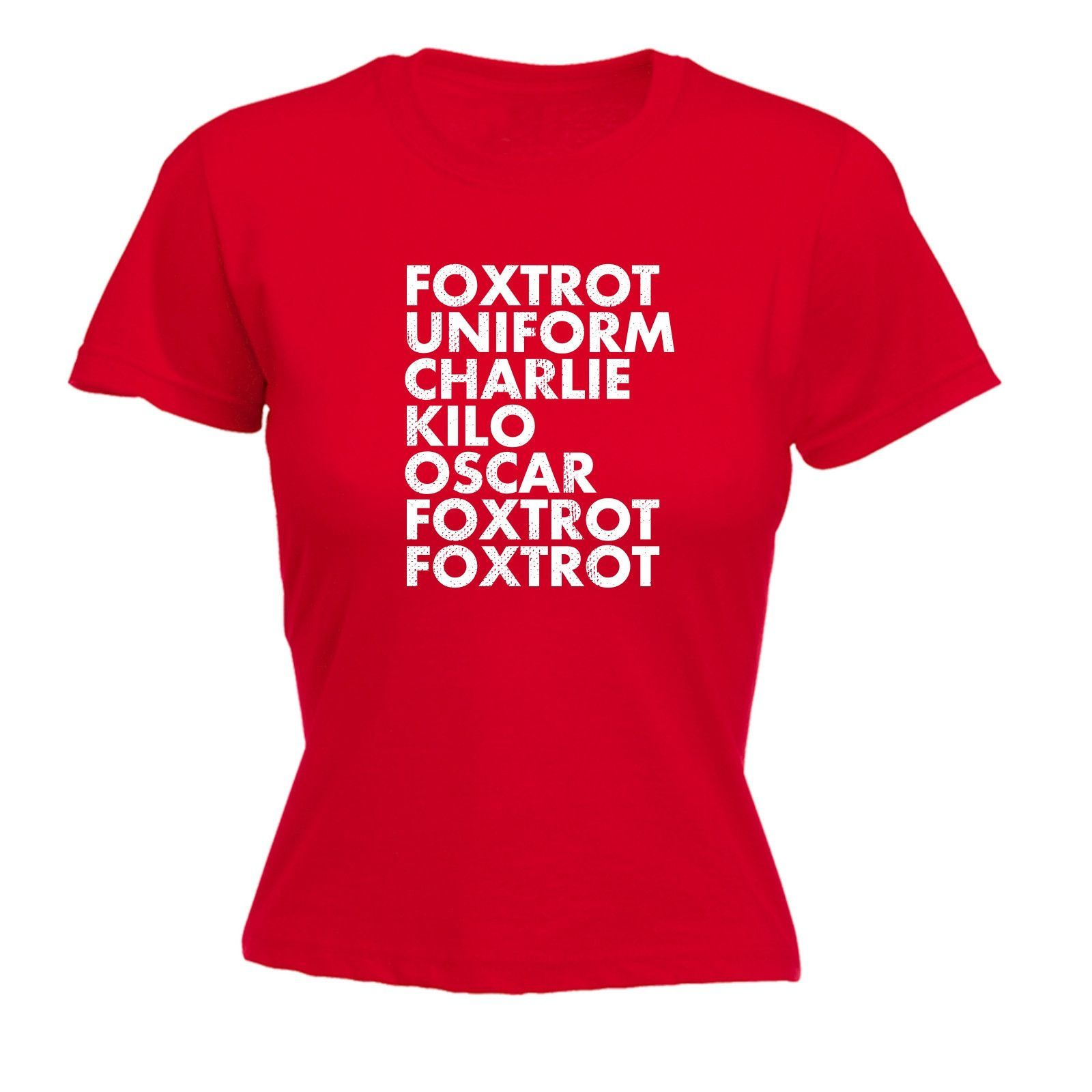Buy 123t Women's Foxtrot Uniform Charlie Kilo Oscar