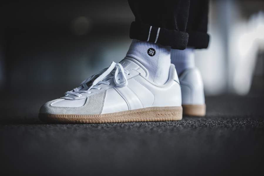 Whats that jacket Margiela? Naa Adidas BW Army Trainer