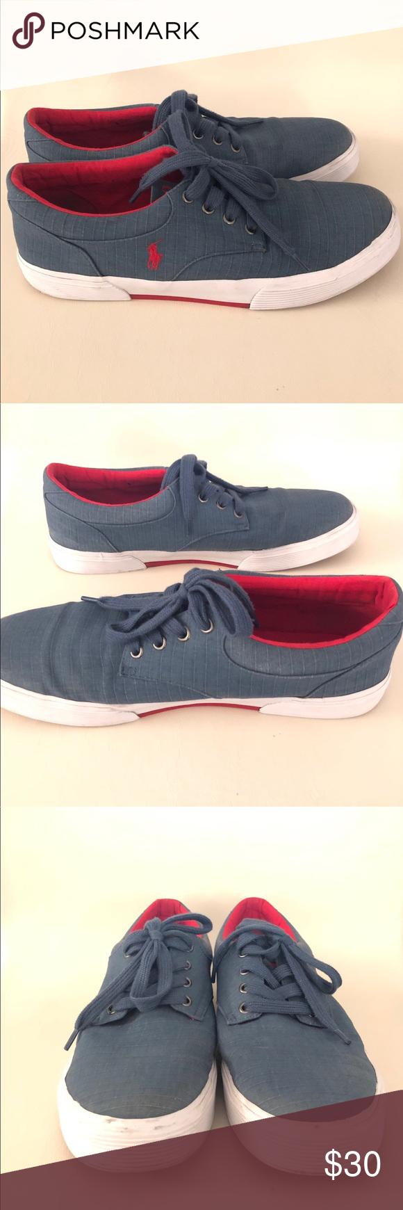 Polo Ralph Lauren Felton Sneaker Sz 10