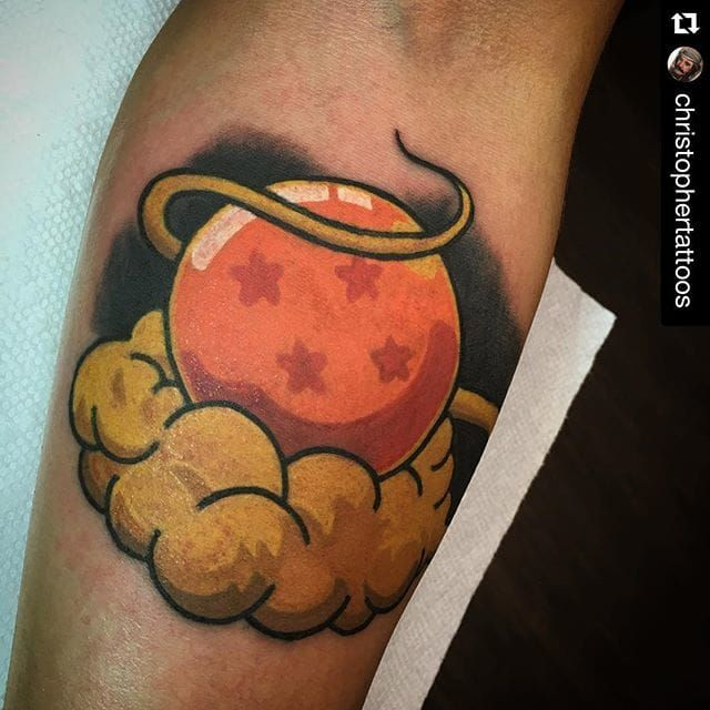 Dragon Ball Z Tattoo Ideas: Pin By Kayle Laws On Tattoos