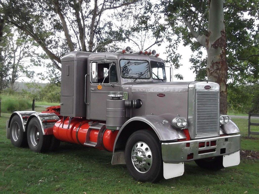 peterbilt trucks | 1966 PETERBILT 1966 for sale $80,000