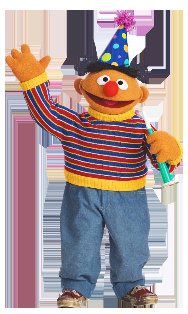 Ernie And I Have The Same Birthday January 28th 40 Sesame