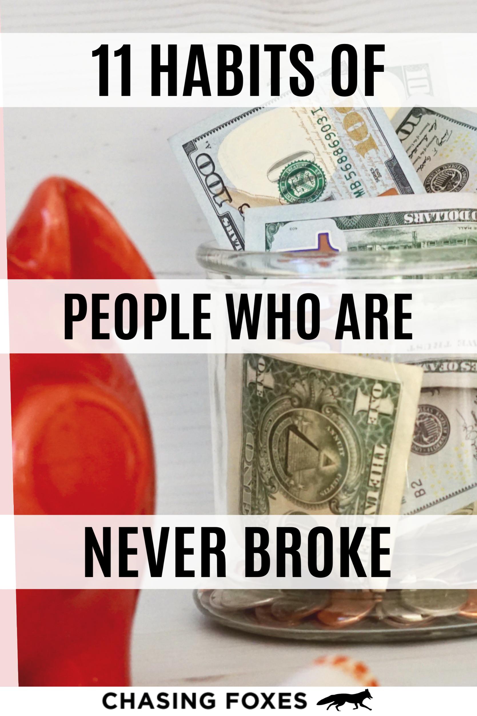 11 Great Saving Money Tips In