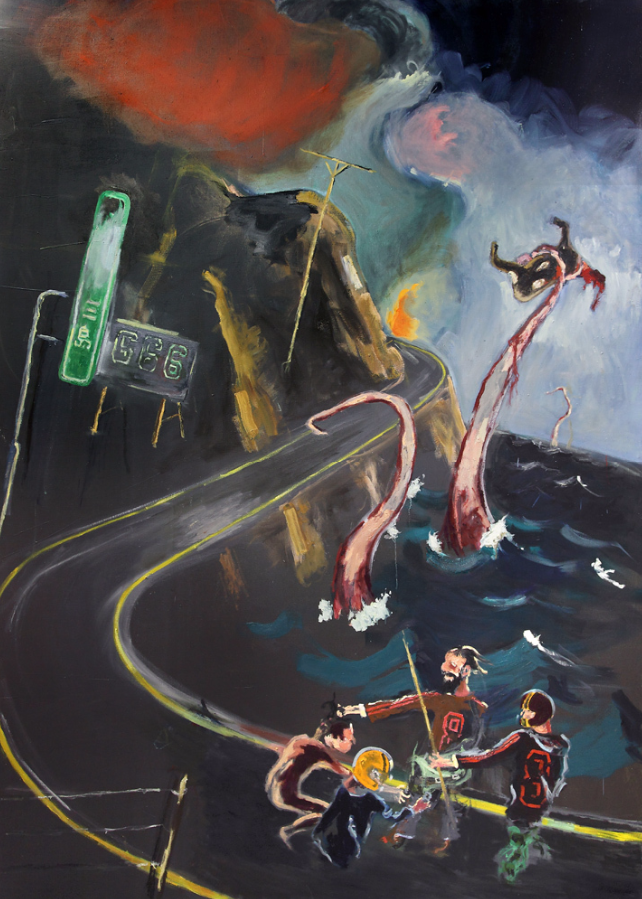 Van Erp, Aaron: Bellas Artes, Artistas | La Lista Roja