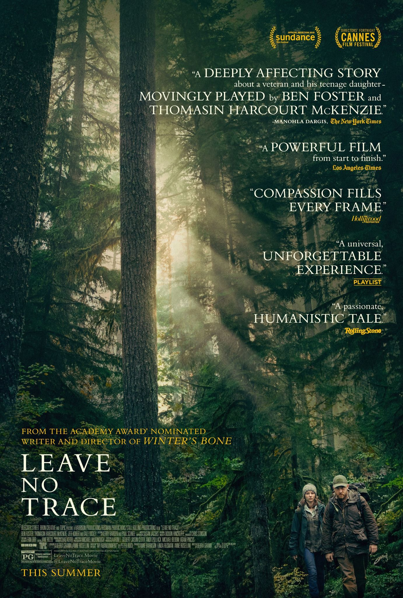 Leave No Trace 2018 The Fosters Free Movies Online English Movies