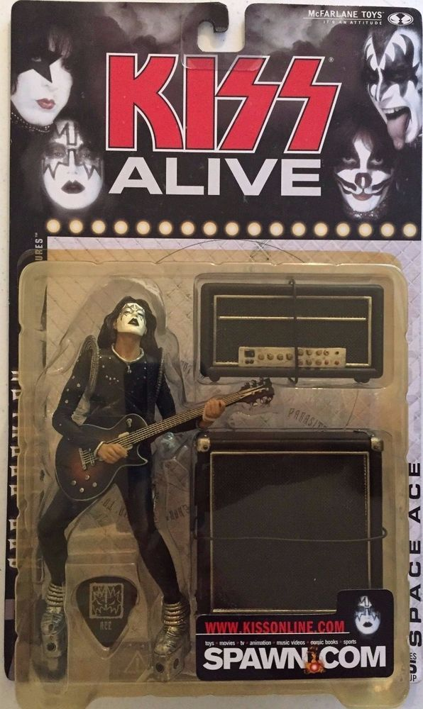 Kiss Alive 2000 Ace Frehley 6 Action Figure Mcfarlanetoys Ace