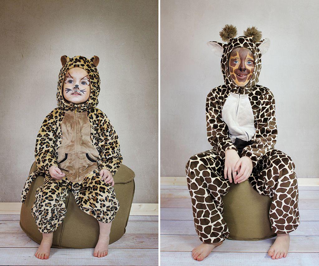 Löwenkostüm Kinder 140