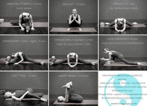 picture  yin yoga yin yoga poses yin