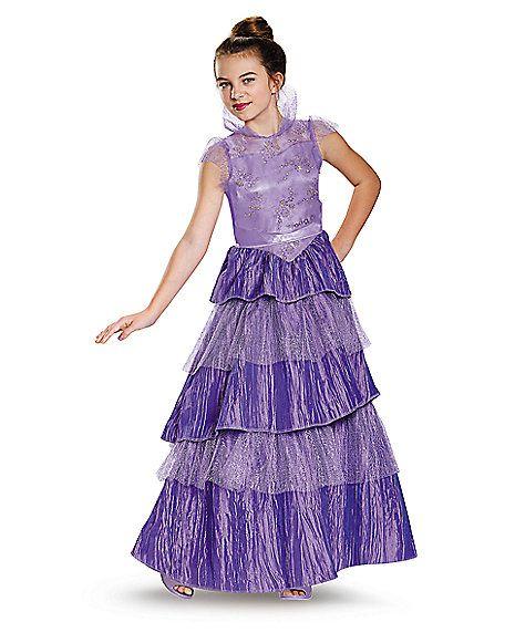 Descendants Mal Coronation Girls Costume Spirithalloweencom