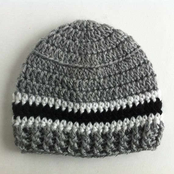 Free Football Oakland Raiders Inspired Crochet by 4PennyGirl fbee3ca95