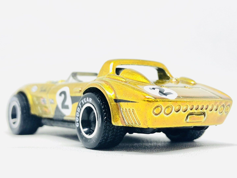 Hot Wheels Super Treasure Hunt 2019 Corvette Grand Sport