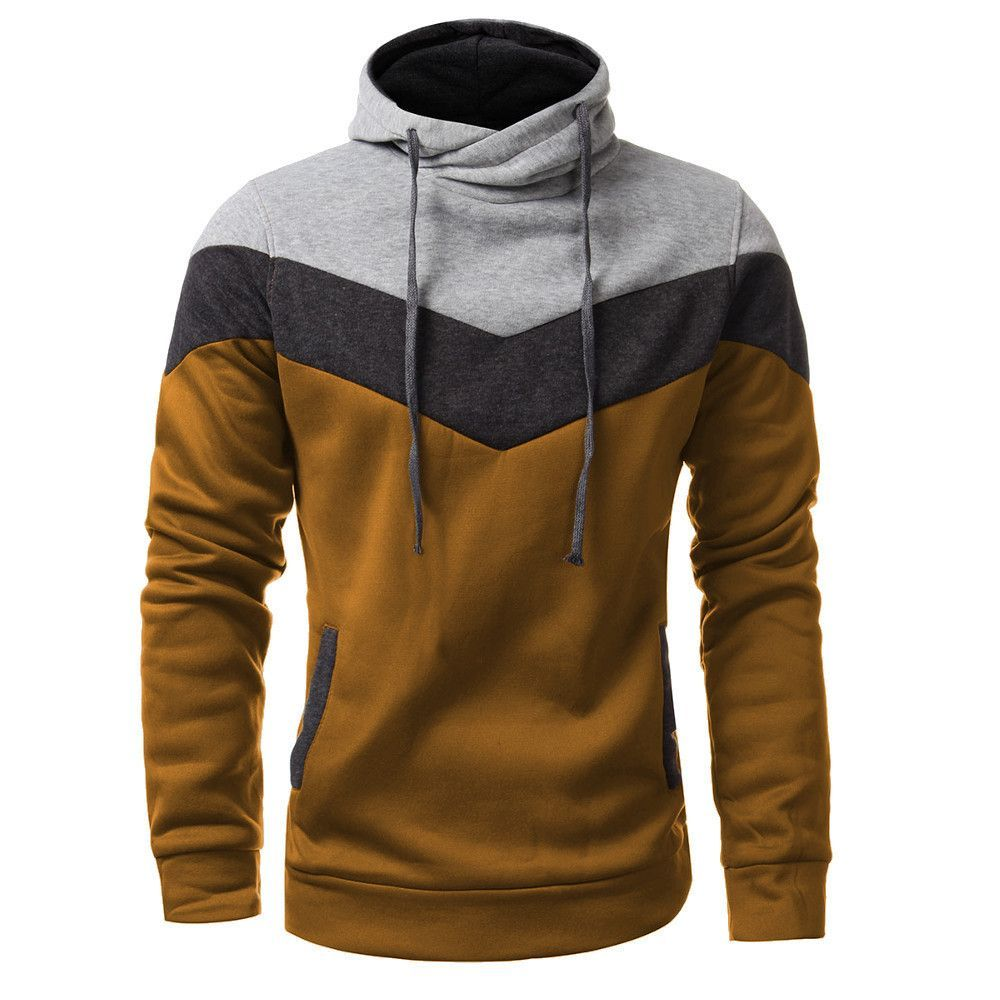 Men casual Slim hooded Element Hoodies Sweatshirts Pullover Sportswear Clothing