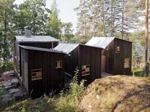 Summer house in Ristiina, Finland by Sofia de Vocht