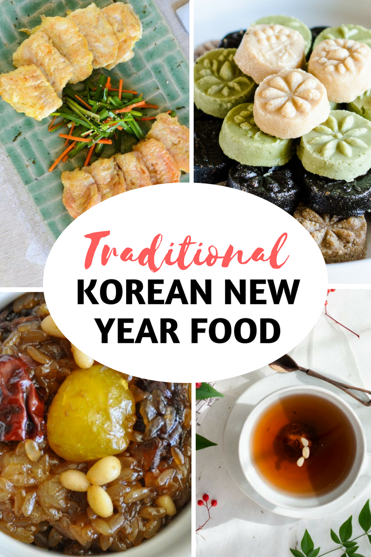 Traditional Korean New Year Food From Soups To Desserts Korean Traditional Food Korean New Year New Year S Food