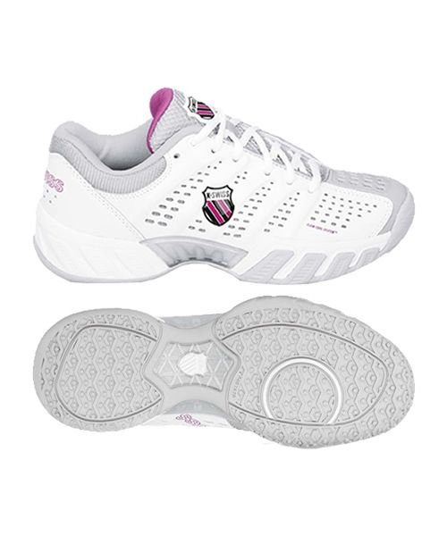K Swiss Bigshot Light Omni Women Blanco Zapatillas Calzas Padel