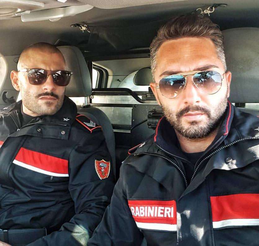 Carabinieri Italy Men In Uniform Handsome Men Cop Uniform
