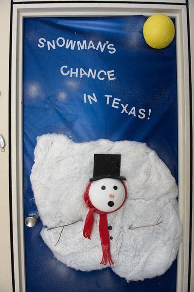 christmas office door decoration. Christmas Office Door Decoration W