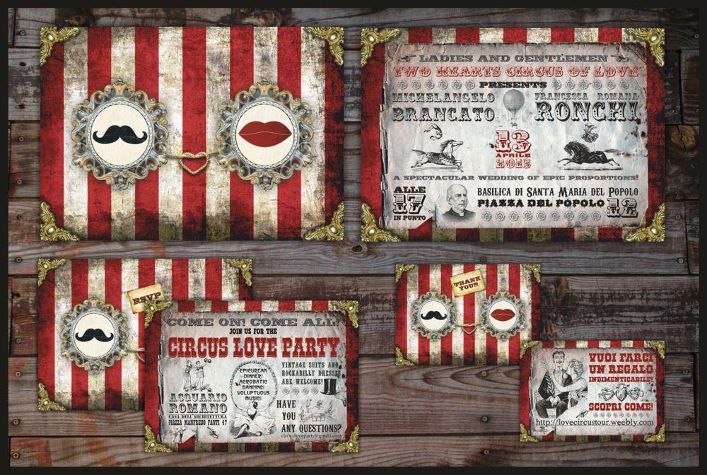 Matrimonio Tema Circo : Insane italian vintage circus wedding michelangelo