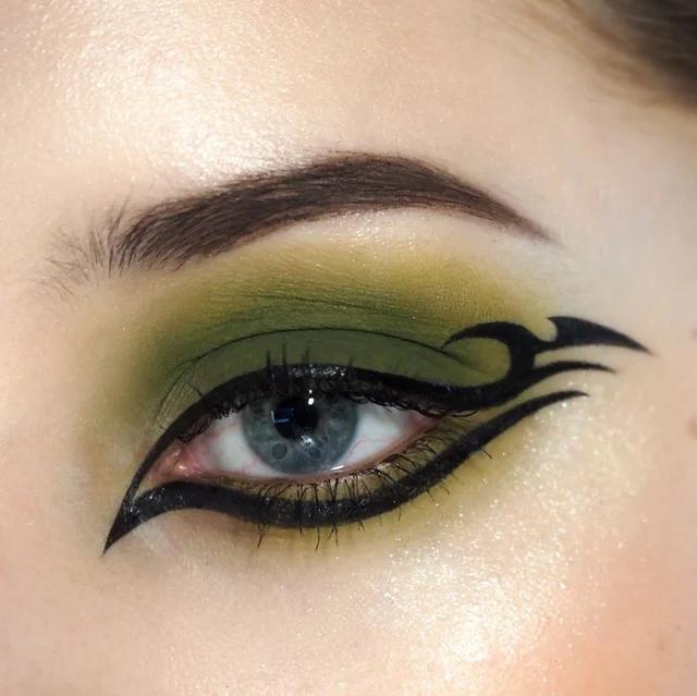 Unconventional Makeup • r/UnconventionalMakeup