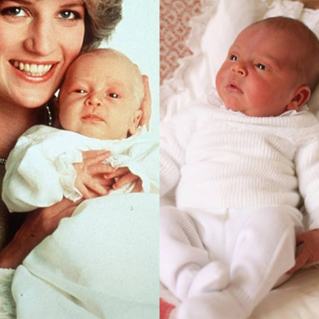 Prince William And Little Prince Louis! He Has His Mini Me