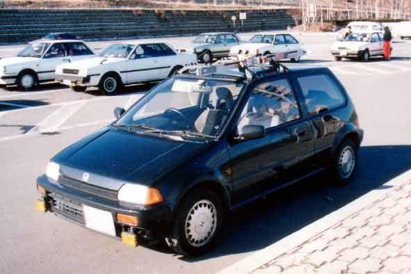 Honda City Gg Ga1 ホンダ と 車