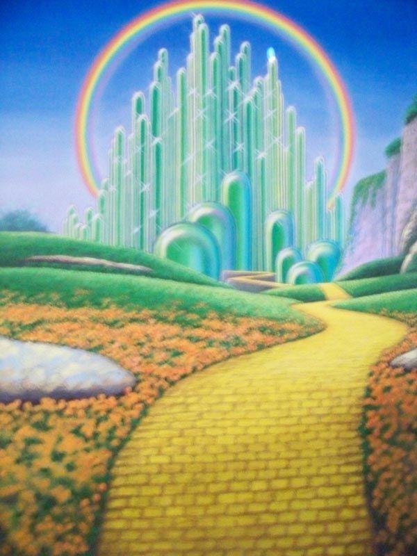 Emerald City Wizard Of Oz Event Magic Party Rentals Props