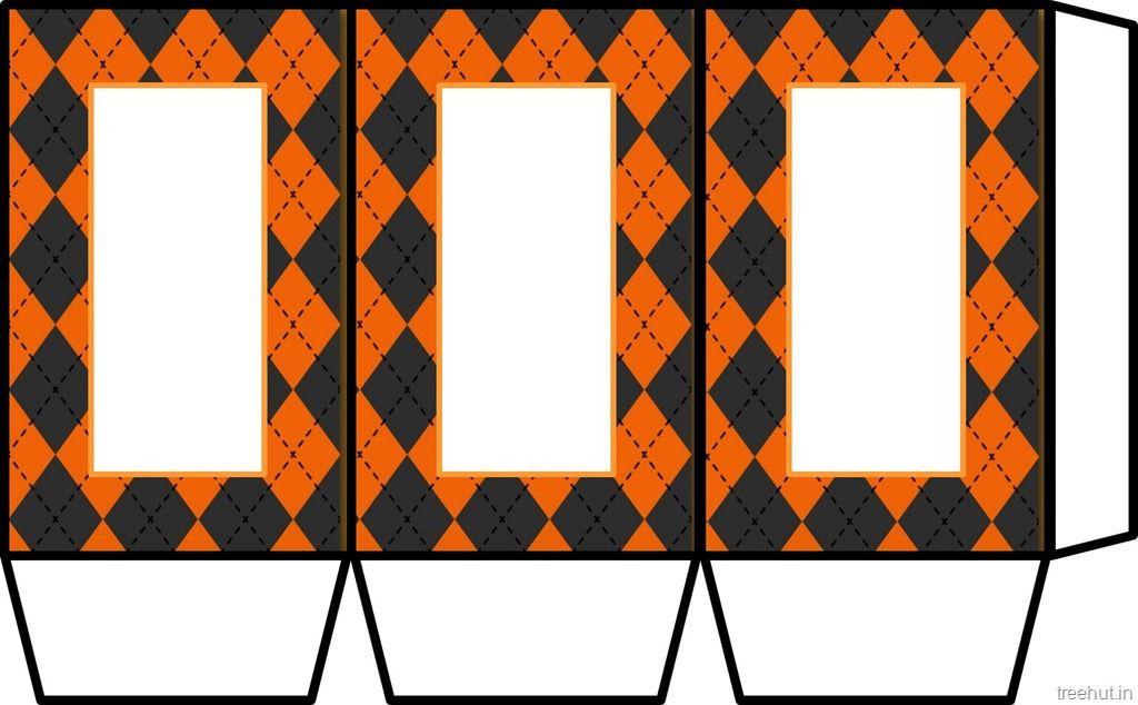 Printable-Halloween-Lanterns-Template-4jpg (1024×634) Halloween - halloween template