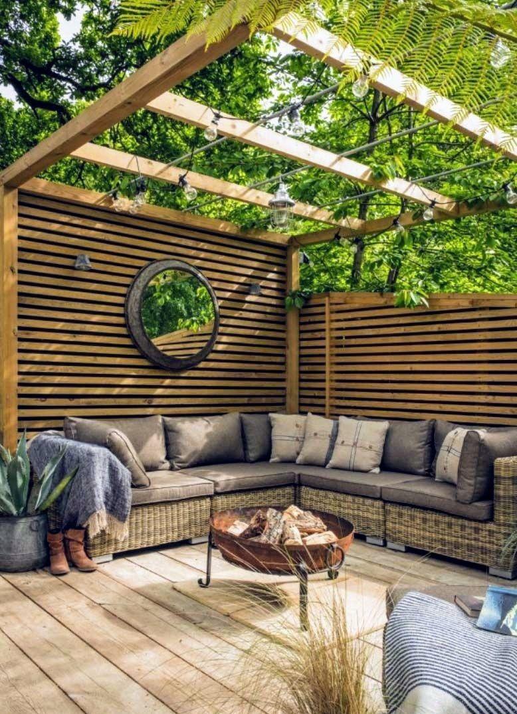 Backyard Idea Patio Cover Pergola