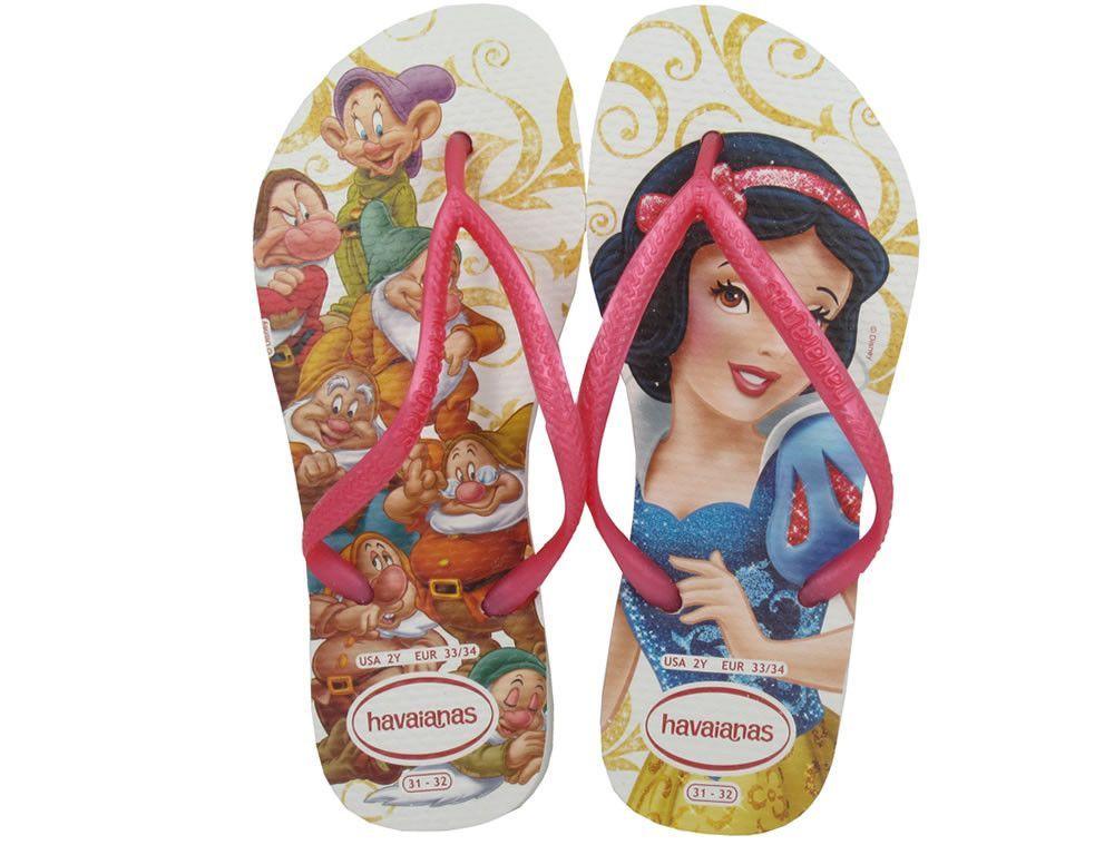 Havaianas Kids Slim Princess Flip Flop