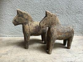 Oude Houten Paardje Horse Paard Hoogte 18 Cm Lengte 14 5 Cm Diepte 4 5 Cm Prijs 26 50 Euro Per Stuk Paarden Houten Decoratie