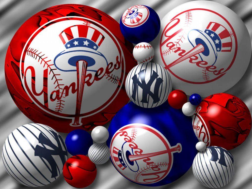 New York Yankees Desktop Wallpaper 1024x768 New York