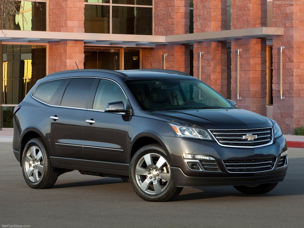 2016 Chevy Traverse Redesign And Release Date Chevrolet Traverse