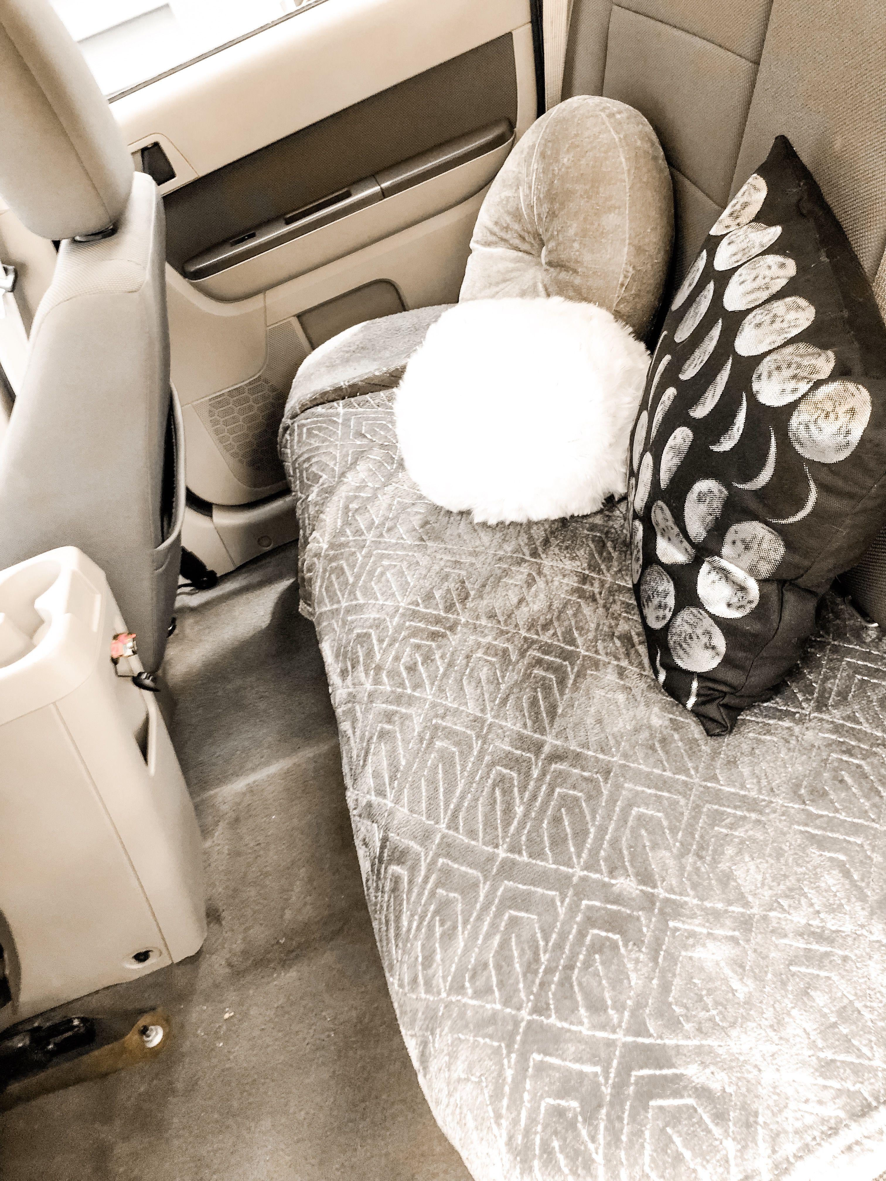 Cute Car Set Up Backseat Vsco Girly Car Accessories Car