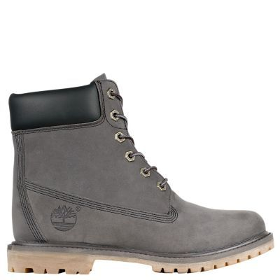 6 Inch Premium Boot for Women in Grey