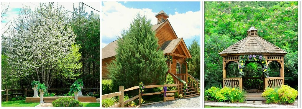 Smokey Ridge Wedding Chapel Lovely Mountain Top Cedar Located In The Smoky Mountains