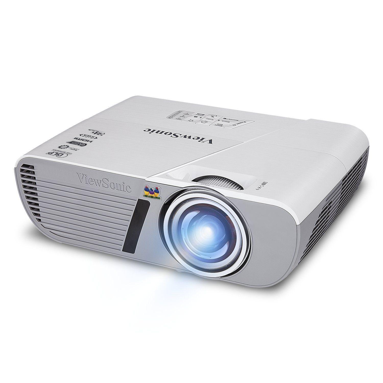 Viewsonic Pjd5155 Svga Hdmi Dlp 3300 Lumens Projector Short Throw Projector Projector Projector Price