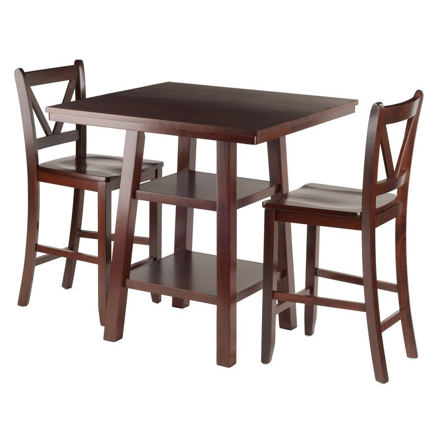 2 Seater Kitchen U0026 Dining Room Sets. High TablesWinsome WoodCounter  StoolsLadder3 PieceDining ...