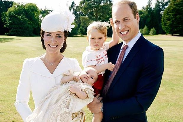 Are Prince William and Kate Middleton Already Thinking About Baby No. 3?